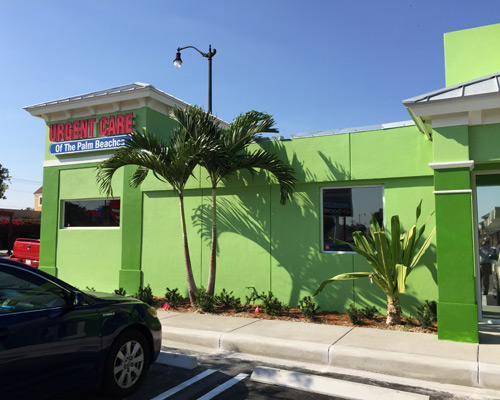 Walk in clinic urgent care locations in palm beach county for Urgent care palm beach gardens