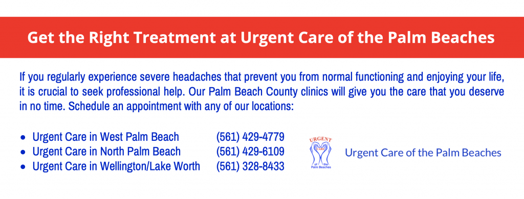 urgent-care-west-palm-beach-1024x390 What Are the Most Painful Headaches and How to Treat Them?