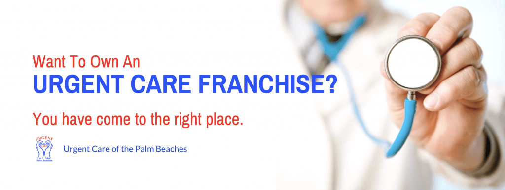 urgent care franchise